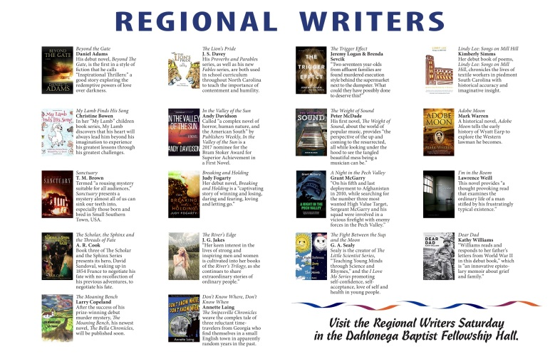 Regional Writers Poster copy